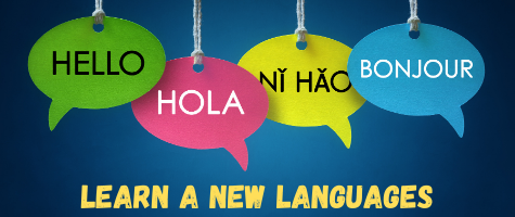 Learn A New Languages