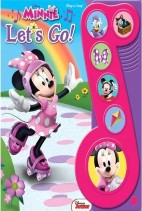 (Disney Minnie: Play-a-Song) ,Minnie Mouse Let's Go!