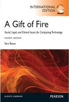 A Gift of Fire, 4th International Edition