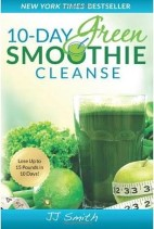 10‎‎-‎Day Green Smoothie Cleanse, Lose Up to ‎15‎ Pounds in 10‎ Days‎