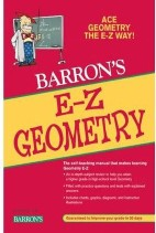 (E-Z Series) ,Geometry the Easy Way, 4th Edition