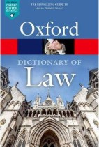 Dictionary of Law, 9th Edition