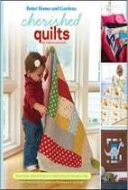 (Better Homes & Gardens Crafts) ,Cherished Quilts for Babies and Kid