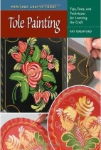 (Heritage Crafts Today) ,Tole Painting