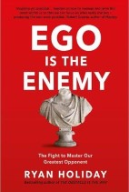 ‎Ego is The Enemy‎