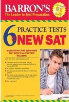 6 Practise Tests, for The New SAT